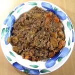 Maple Beef Stew