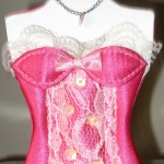 Pretty Pink Torso Box