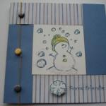 Snow Friends Card