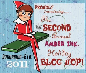 Amber Ink Elf On The Shelf Blog Hop