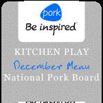 Dec 2011 Kitchen Play - Pork Challenge Badge