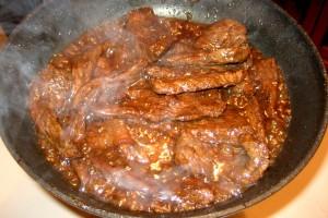 Step 6 - Saute The Steak