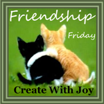 Friendship Friday Button