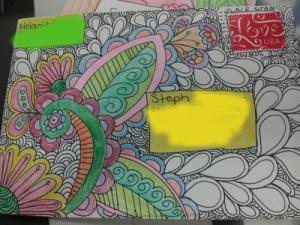 Melanies Crazy Life - Mail Art