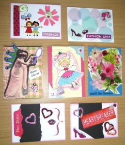ATCs by Create With Joy -  2
