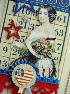 Art Joy Stuff - Red, White & Blue Weekend