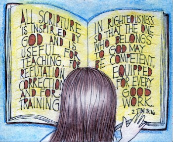 Peggy Apl - All Scripture Is Inspired