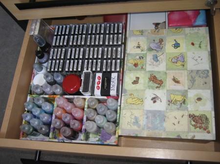 Stamp & Stickle Storage