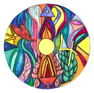 Treasuring Grace - Mandalas