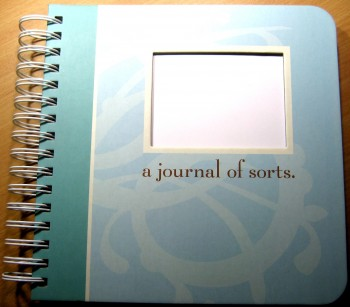 A Journal Of Sorts