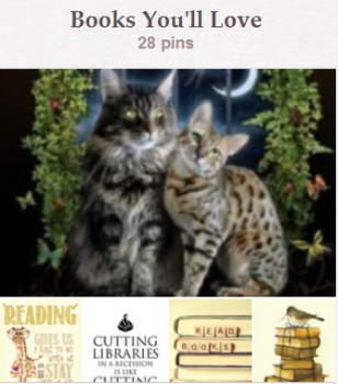 Books You'll Love Pinterest Board - Create With Joy