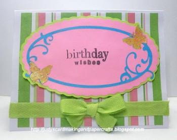 Judy - Birthday Wishes
