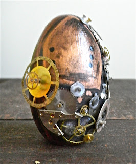 Steampunk Egg