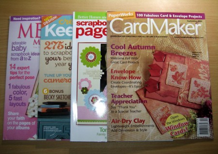 Crafting Magazines