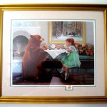 My Tea Bear by Lynn Lupetti