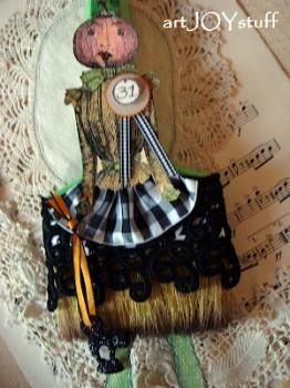 Altered Paintbrush - Art Joy Stuff