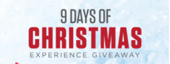 9 Days of Christmas Giveaway