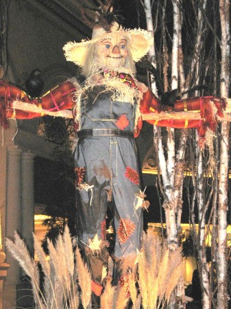 Bellagio Scarecrow