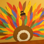 Around The Table - Thanksgiving Turkey