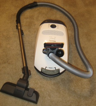Miele S2 Olympus Canister Vacuum S2120