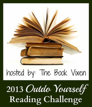 2013 Outdo Yourself Reading Challenge
