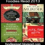Foodies Read 2013 Challenge