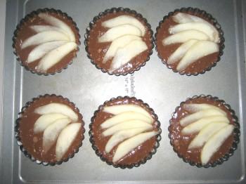 Step 6 - Chocolate Pear Torte Recipe