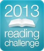 2013 Goodreads Reading Challenge