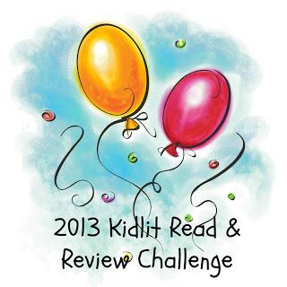 2013 Kid Lit & Review Challenge