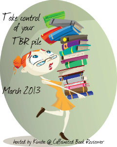 Take Control - March 2013 TBR Pile Challenge