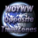 WOYWW Time Zone
