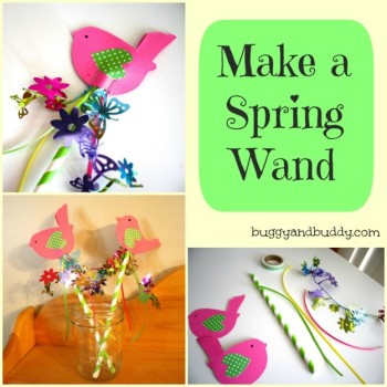 Spring Wand