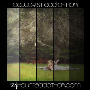 Deweys 24 Hour Read-A-Thon April 2013