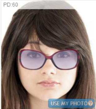 Firmoo - Burgandy Glasses On Model