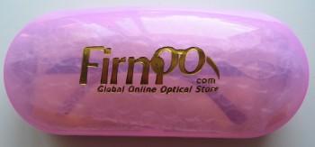 Firmoo - Pink Case