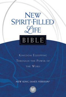 Spirit filled life study bible nkjv