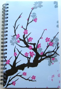 Cafe Press - Cherry Blossom Journal