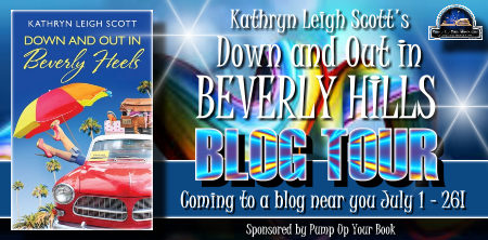 Down and Out in Beverly Heels Book Tour