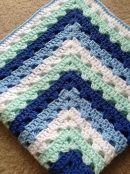 Trish - Baby Blanket