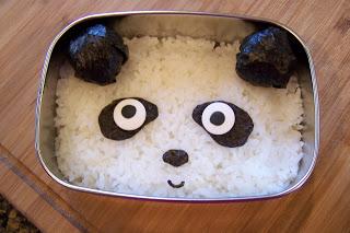 Panda Rice Tutorial