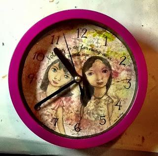 Altered Clock - Patsy