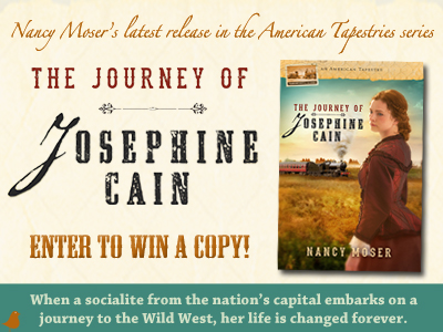 Journey Of Josephine Cain Giveaway