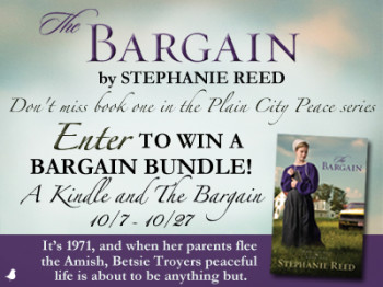 The Bargain Giveaway