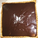 Chocolate Mint Torte