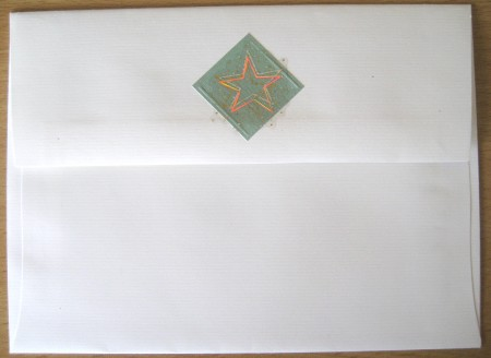 Coordinating Star Envelope