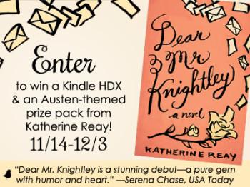 Dear Mr Knightley Giveaway