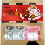Small Gift Bag Project with Crafting Supplies
