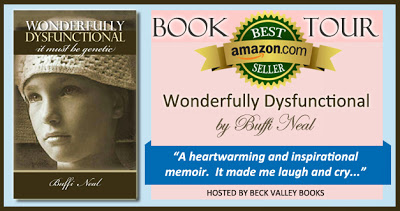 Wonderfully Dysfunctional Blog Tour Banner