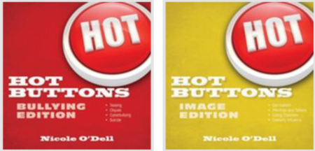 Hot Buttons - Bullying & Image Editions
