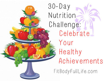 30 Day Nutrition Challenge